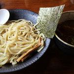 つけ麺屋 焚節 - 「濃厚魚節つけ麺 @780円」