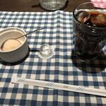 南欧田舎料理のお店タパス - 更に、ドリンクとデザートもついてくる!