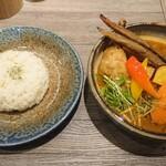 Rojiura Curry SAMURAI. - チキンスープカレー