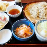 蕎麦と寿司のおおしま - 料理写真: