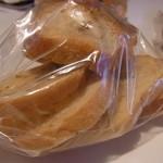 パンの寿屋 - ラスク