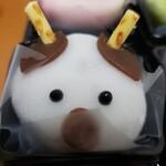 御菓子司 福岡屋  - うしさん