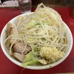 蓮爾 - 料理写真:【2020.12.28】小ラーメン730円+うずら100円
