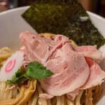 馳走麺 狸穴 - 麺アップ