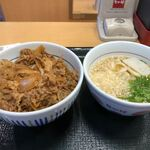 なか卯 - 料理写真: