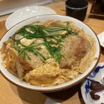 とんかつ 寿々木 - ヒレカツ丼