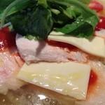 麺家 喜多楽 - 2012年夏限定冷やし煮干トマト