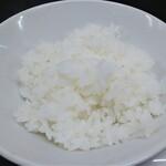 餃子の王将 - ライス