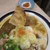 ウメノ商店 - 料理写真:カレーの辛さが足りなければ、小皿の辛味をイン