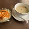 インド・アジア料理 ポカラ - 料理写真:スープは何種かあるが、これが1番あたり◎