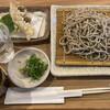 石臼挽き蕎麦 あずみ野 - 料理写真:天ぷらもり蕎麦