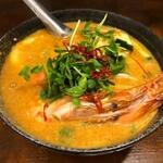 東南アジア食堂 マラッカ - 【大阪ラクサ】エビラクサ