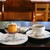 去来庵 - ドリップコーヒーとプリンのセット