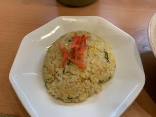 中華そば 納屋 - 焼き飯