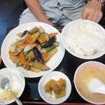 Wang - 茄子と豚肉の炒め