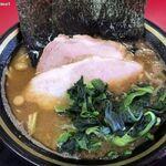 143762240 - 再訪問 2021/01 醤油豚骨ラーメン (730円)