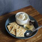 HAGI CAFE  - 自家製チーズ豆腐