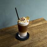 HAGI CAFE  - 林檎とキャラメルのコーヒー