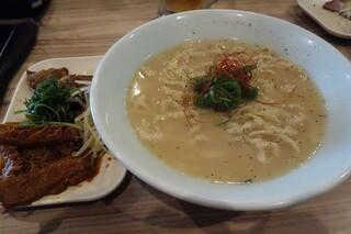 くじら食堂 - 和牛コムタン麺