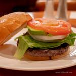 フランクリン・アベニュー - 料理写真:アボカドバーガー(Large 149g)
