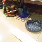 赤富士 - 備品①