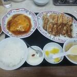 餃子の王将 - 餃子セット