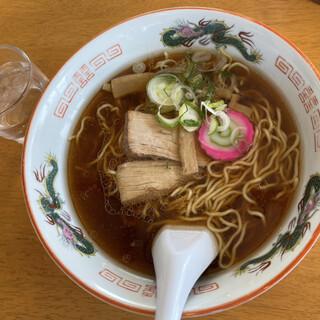 三星食堂 - 料理写真:醤油ラーメン