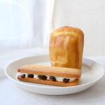 プティ・クレール - 料理写真:レーズンサンド