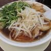 Takabashiramen - 料理写真:たかばしラーメン(並)+肉増量
