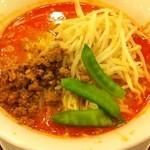 赤坂飯店 - 坦々麺セット