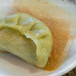 餃子マニア - 野菜餃子