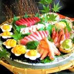 海老徳 - 三陸産・北海道産の新鮮な海の幸が自慢です!