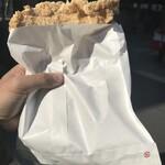 炎旨大鶏排 - 大鶏排(690円)