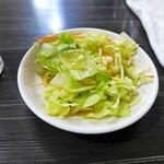 天然居 - サラダ