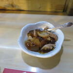 かんてき - 料理写真:うつぼのモツ煮