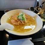 Nikumasusobamasami - ( ☆∀☆)黄金に輝くスープ