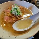 Nikumasusobamasami - まろやかなスープ( *´艸`)