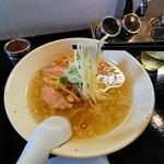 Nikumasusobamasami - なめらかな麺( ゚Д゚)ウマー