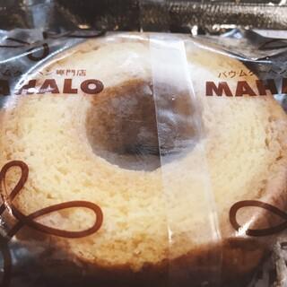 バウムクーヘン専門店 MAHALO - 料理写真:★7.5生バウムクーヘン(湯浅醤油ばうむ)
