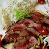 たか志 - 料理写真:たか志ライス 1480円 しょうゆペッパーソース、ご飯と相性抜群!