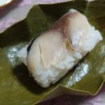 ゐざさ - 柿の葉寿司