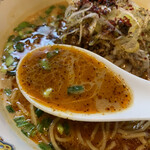 雲林坊 - 担々麺 スープ