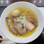 NAKAGAWA わず - 料理写真:■たまごとお塩¥950