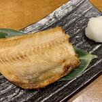 143816189 - 日替わりランチ  焼き魚