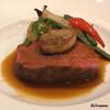 Bon courage - 料理写真:いわて牛ランプのロティ ロッシーニスタイル