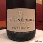 ボン・クラージュ - Louis Roederer Brut Premier