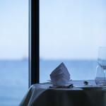 海の舎 - 播磨灘を臨むテーブル