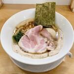 麵屋 BISQ - 料理写真:特製鶏そば