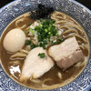 麺屋AMORE - 料理写真:バリ鰹味玉
