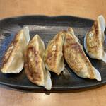 口福館 - 野菜餃子
